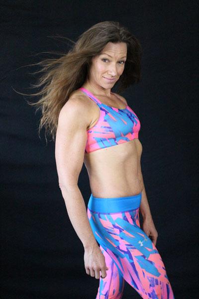 Victoria Sallas NASM certified personal trainer