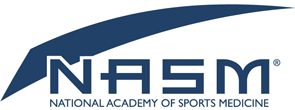 NASM certified personal trainer logo